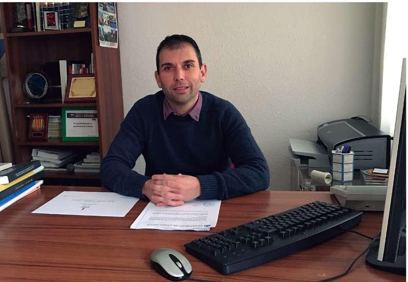 Manuel Martínez. //EPDA