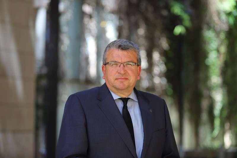 El diputado de Ciudadanos en Les Corts, Fernando Llopis. EPDA