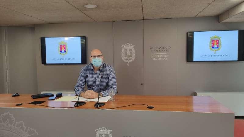 Junta Alicante./ EPDA