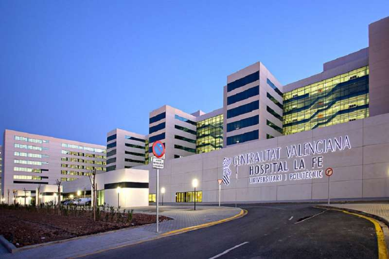 Hospital La Fe. Foto archivo./EPDA