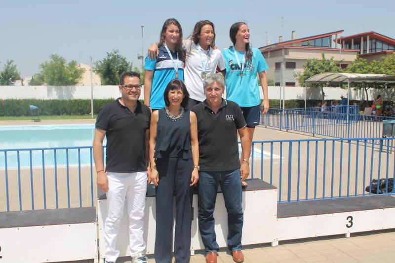 La piscina descubierta del polideportivo municipal de for Piscina sedavi