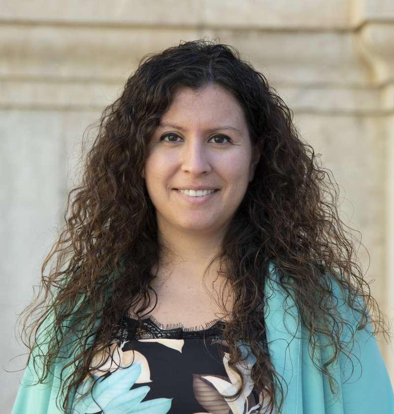 Luisa Monferrer, diputada de Juventud