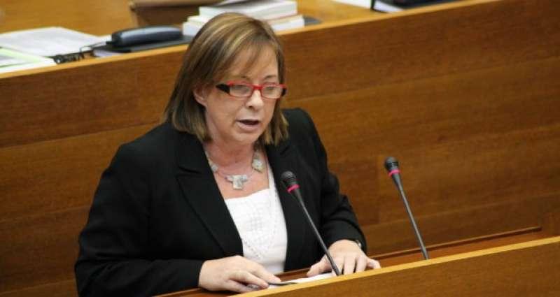 La coordinadora d?EUPV, Marga Sanz