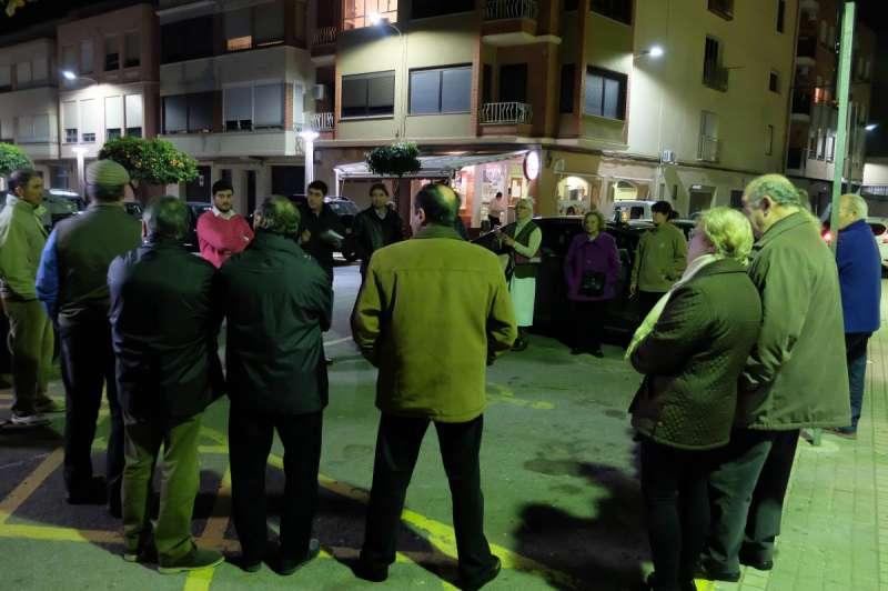 Una de las asambleas vecinales que se han realizado en la que los protagonistas son los propios vecinos