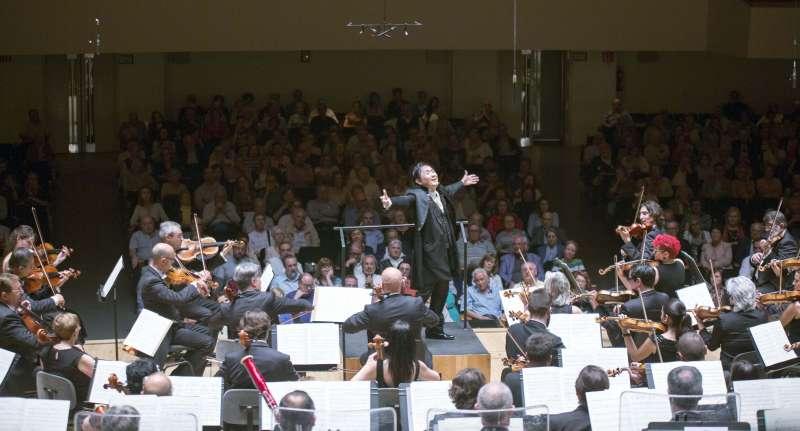 Eiji Oue en concert. EPDA