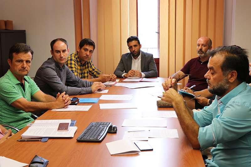 Comisión Informativa Especial sobre la Remodelación de las playas de Puerto de Sagunto, Almardá y Corinto. EPDA