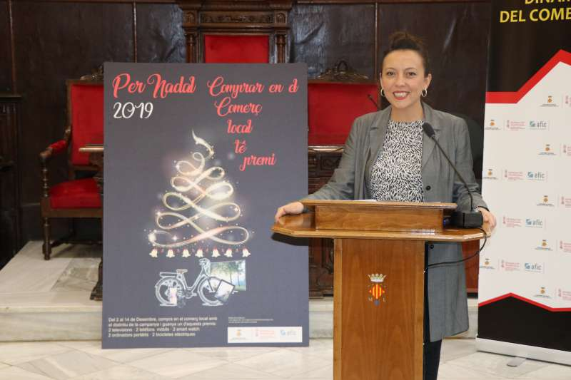 Presentación de la campaña de Navidad. -EPDA