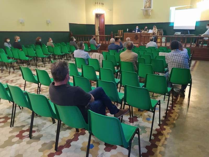 Reunión Consejo Agrario