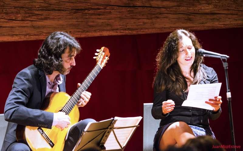 Toni Cotolí i Isabel Montoro. EPDA
