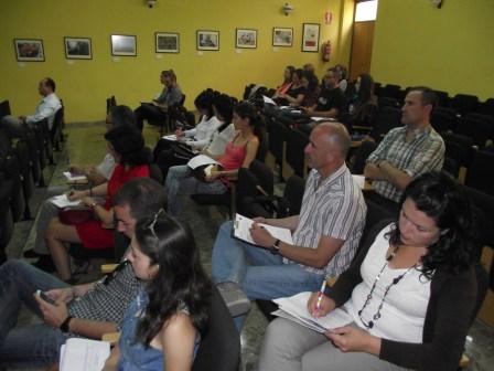 Imagen del seminario. FOTO: EPDA