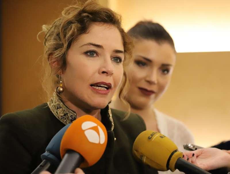 Marta Martín. Foto archivo EPDA