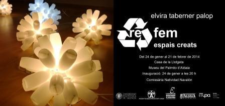 Exposición titulada Re-fem.