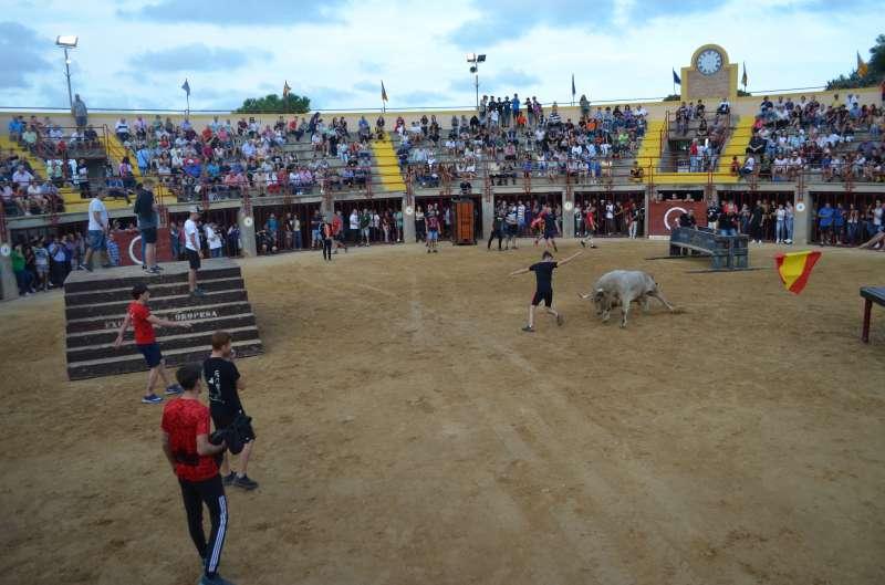 Plaza de toros/EPDA