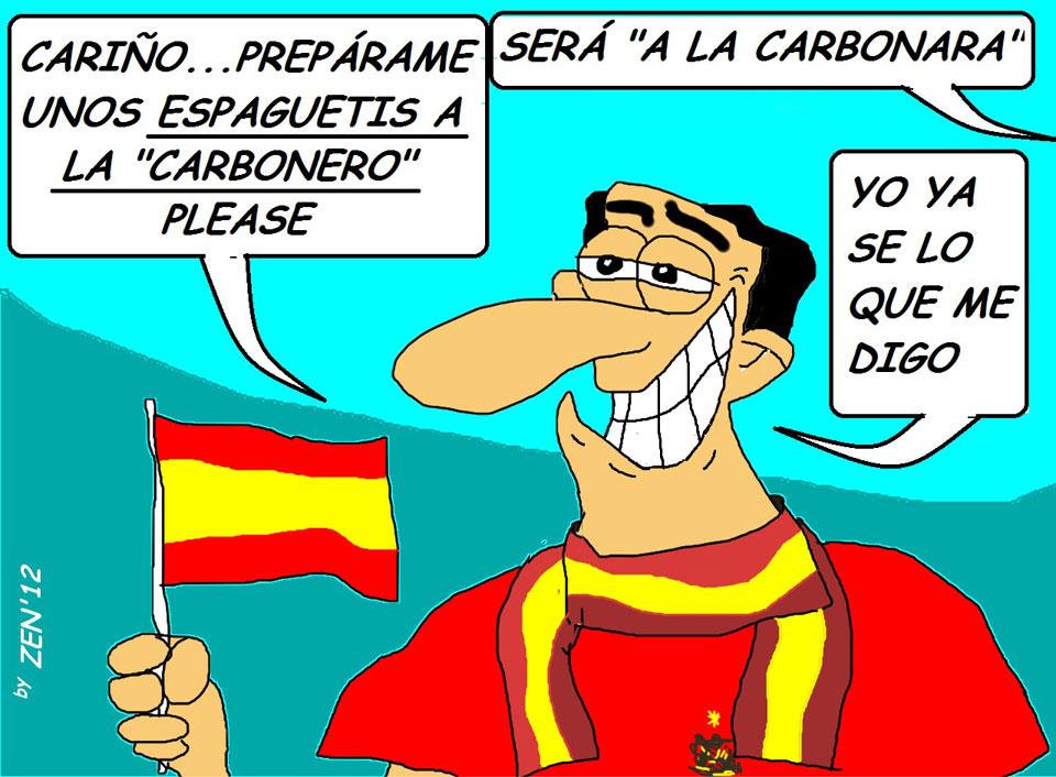 Viñeta de Vicente García Nebot Zen publicada el 1 de julio de 2012.
