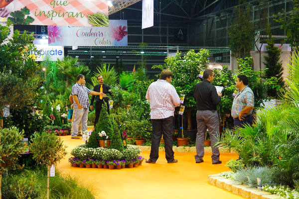 El comit organizador de iberflora feria internacional de - Jardineria en valencia ...