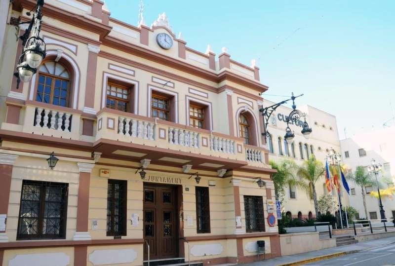 Ayuntamiento de La Pobla de Vallbona. / EPDA