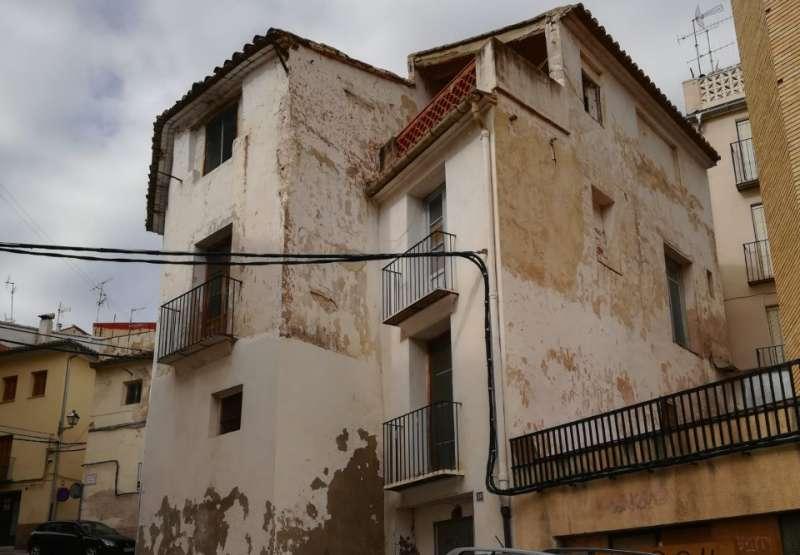 Edificios a demoler
