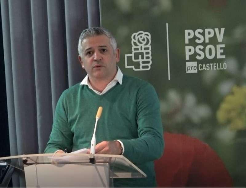 Germán Renau del PSPV-PSOE