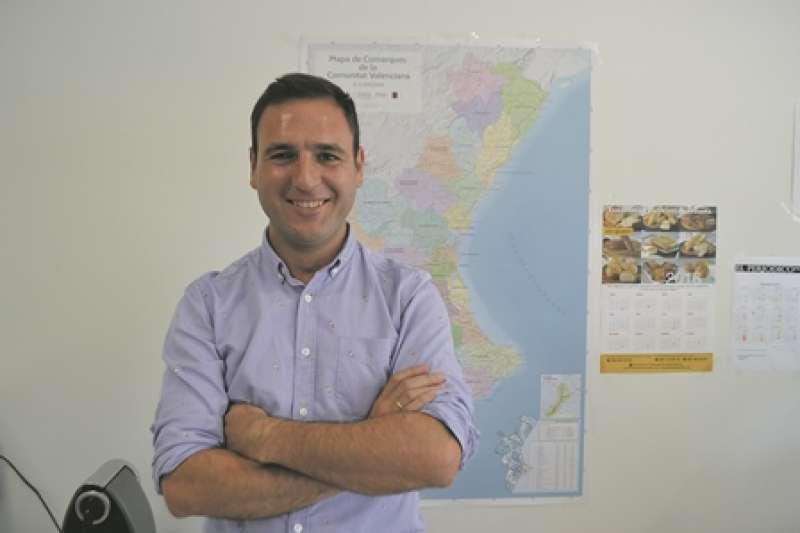 Ismael Gimeno, portavoz socialista en Massalfassar. EPDA