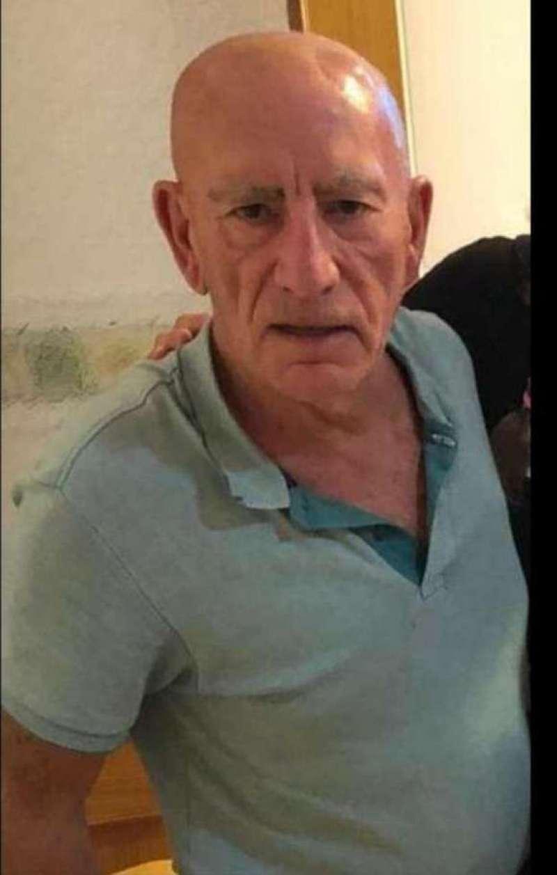El hombre desaparecido en agosto. EPDA