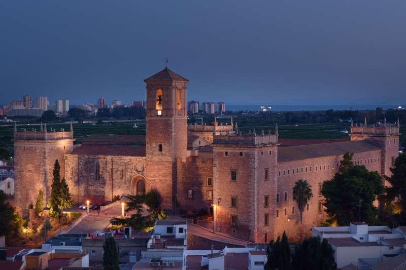 Image del Monestir del Puig. EPDA