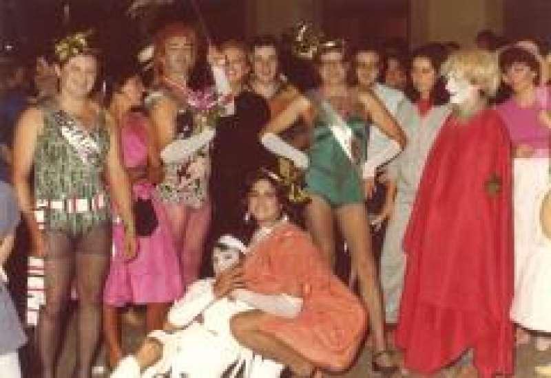 Los disfraces de Rafelbunyol en 1981