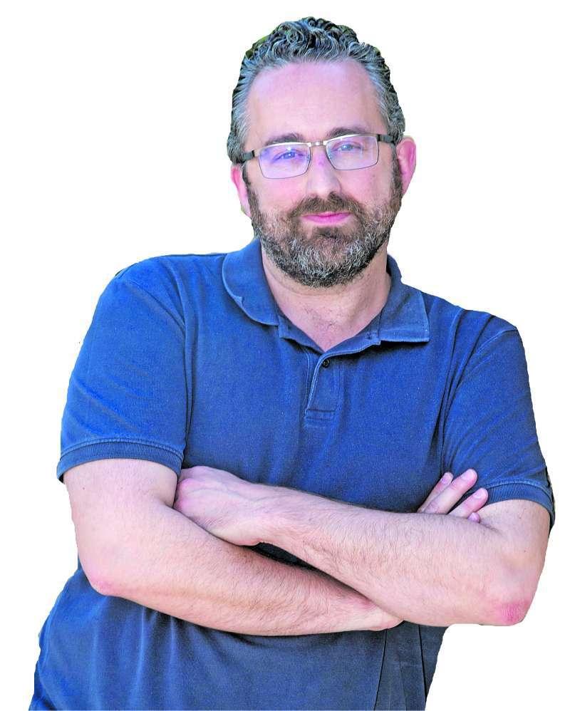 José Forés Romero, Delegado en València de El Periódico de Aquí.