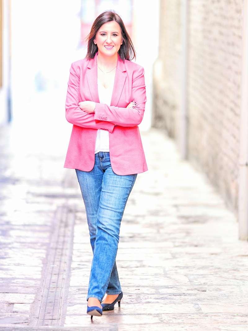 María José Catalá del PP