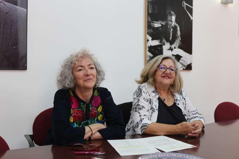 Carmen Peiré e Inma Chacón