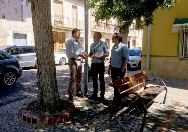 Los ayuntamientos ceden los espacios para el proyecto