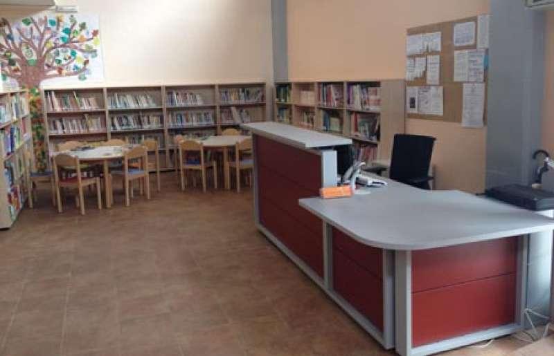 Biblioteca de Faura. EPDA