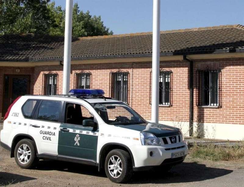 Unidad de la Guardia Civil. EFE/Archivo