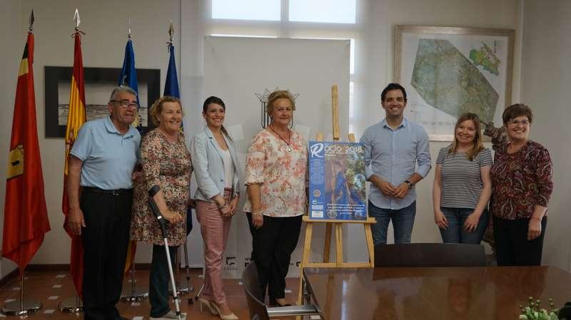 Presentación del cartel. EPDA