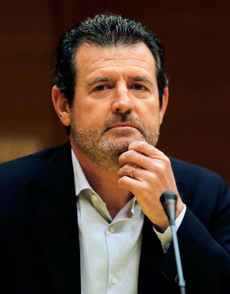 El portavoz de Justicia del PP en Les Corts, José Císcar, en una imagen de archivo. EFE/ Juan Carlos Cárdenas