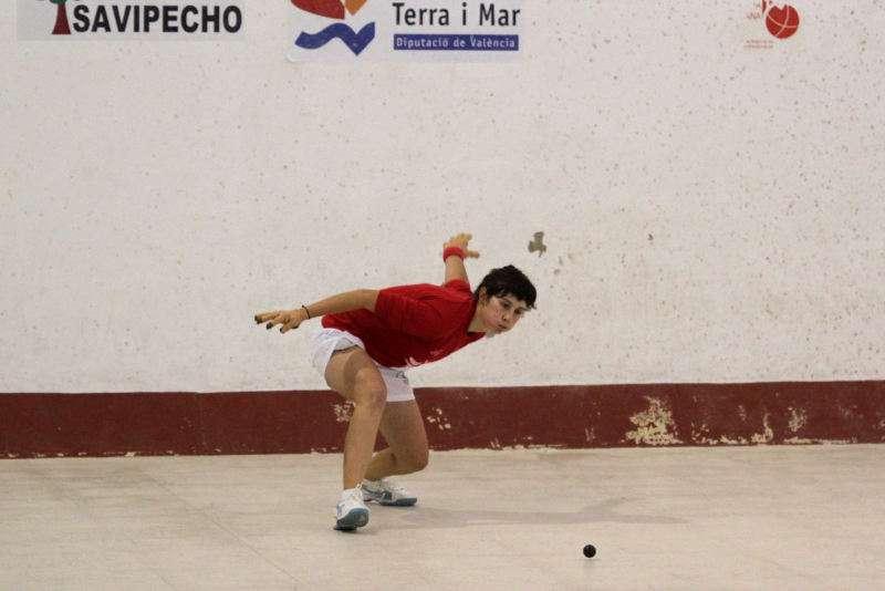 Sara de Godelleta, semifinalista en segona. EPDA