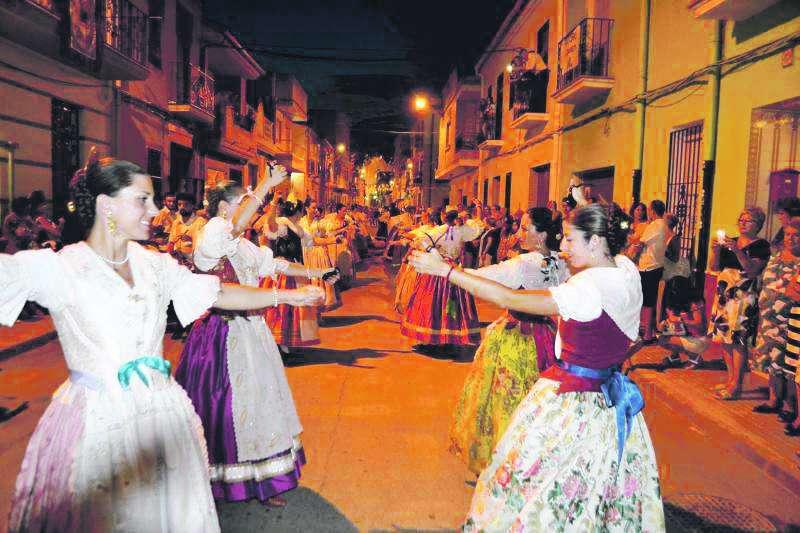 Baile tradicional de Canet. EPDA