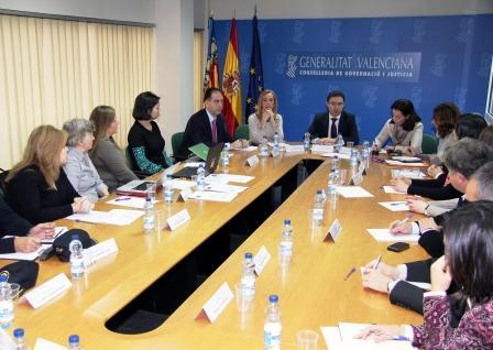 La Generalitat colabora en el Proyecto Europeo UNARS. Foto EPDA