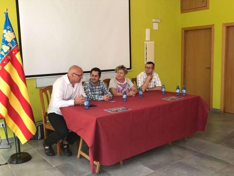 Primera Escuela de Formación Política en Benitatxell