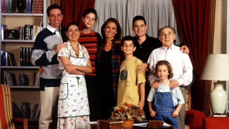 Actores de Médico de Familia.