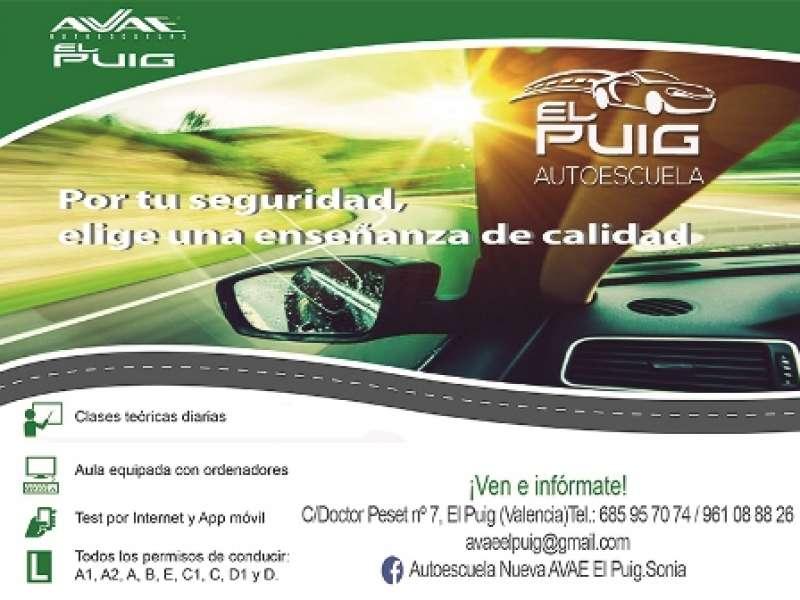 Autoescuela AVAE. EPDA