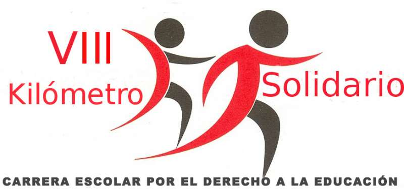 Cartel Km solidario