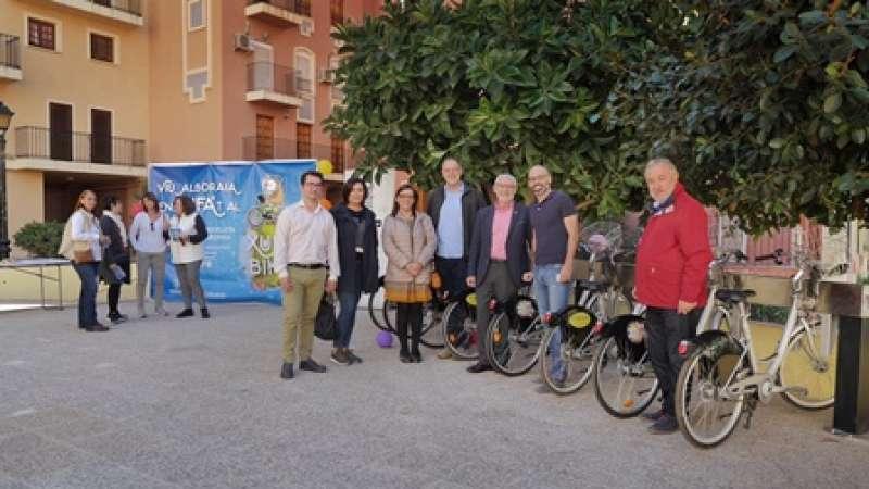 Presentación de la nueva estación en Alboraya. EPDA