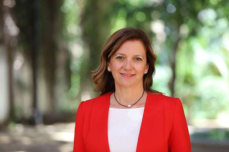 La portavoz del área de Igualdad de Ciudadanos en Les Corts valencianas, María Quiles. EPDA