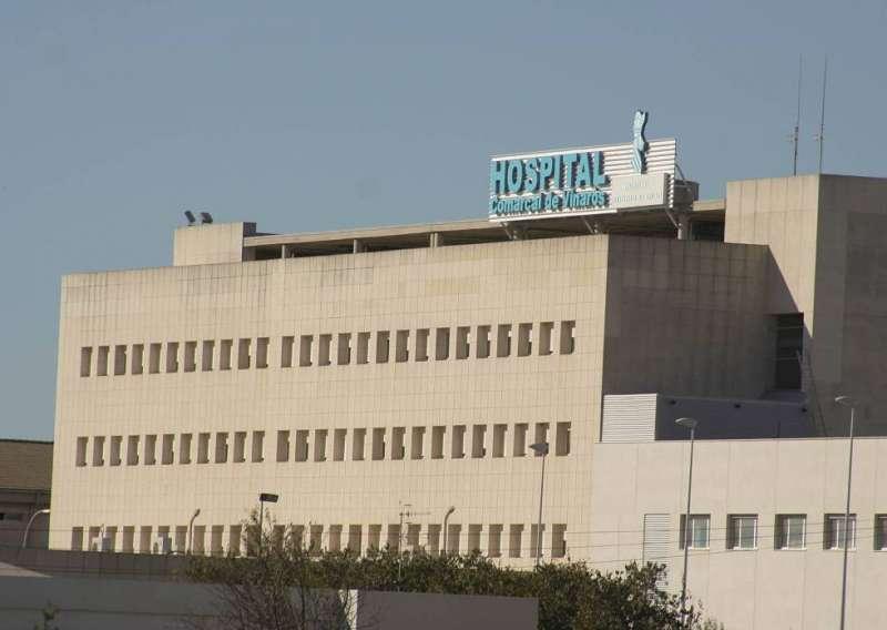 Hospital de Vinarós./epda