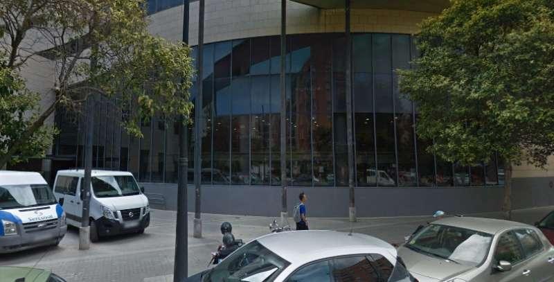 Centro de mayores La Amistad de València.