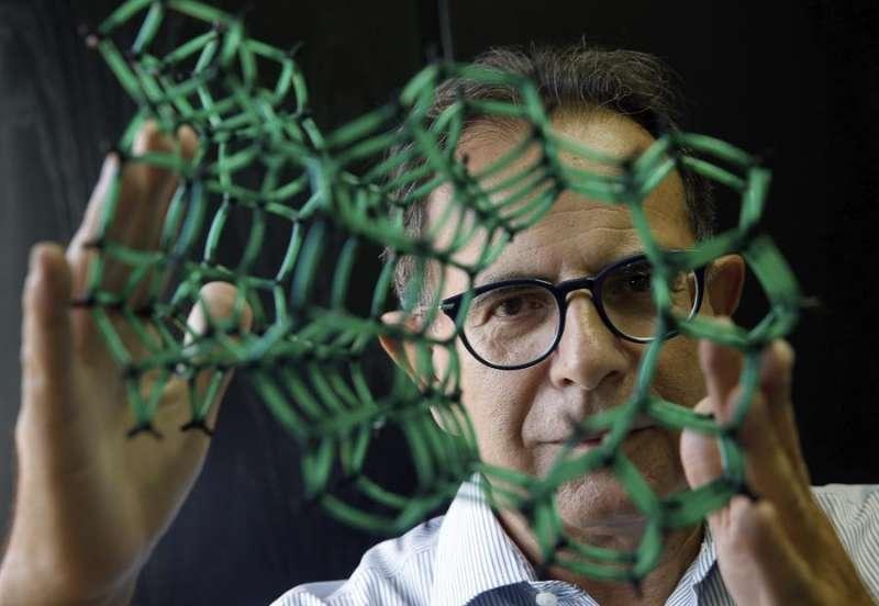 El químico valenciano Avelino Corma en una imagen de archivo. EFE
