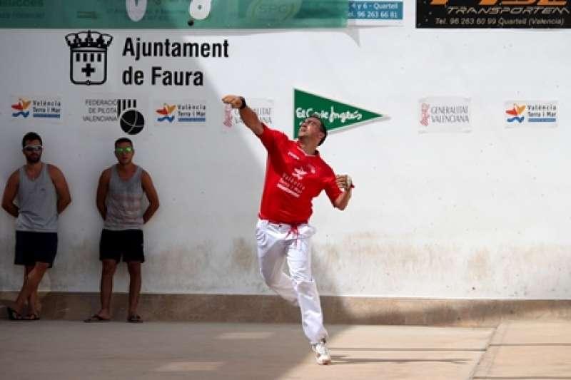 Juan Carlos es va proclamar campió per primera vegada al carrer on jugarà dissabte. epda