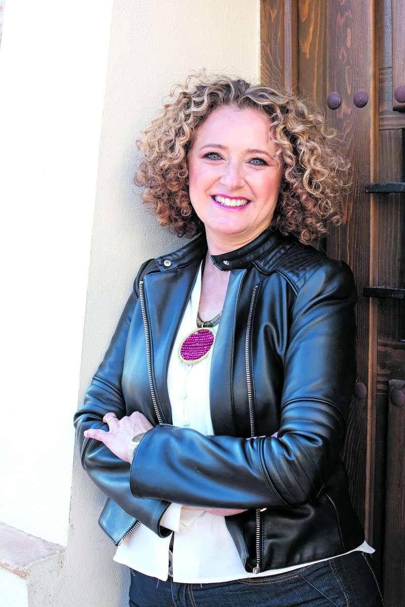 Candidata del PP, Amparo Folgado