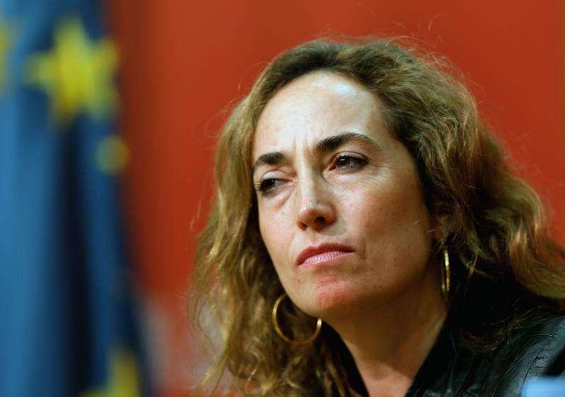 La hasta ahora eurodiputada de Ciudadanos, Carolina Punset. EFE/Archivo