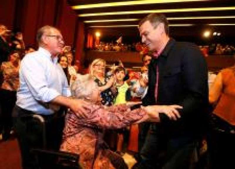 El Presidente en funciones y secretario general del PSOE, Pedro Sánchez